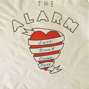 "Alarm (The) - Love Don't Come Easy (12"") (EX-/G+)"
